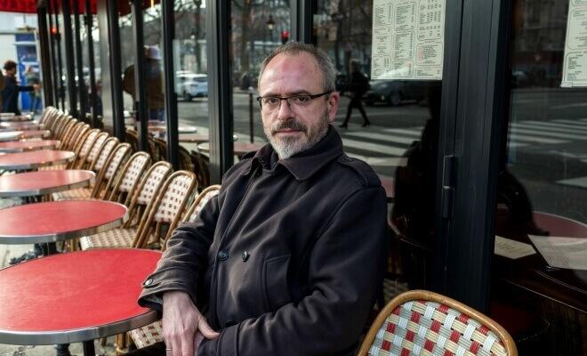 François Bousquet. Photo : Hannah Assouline.