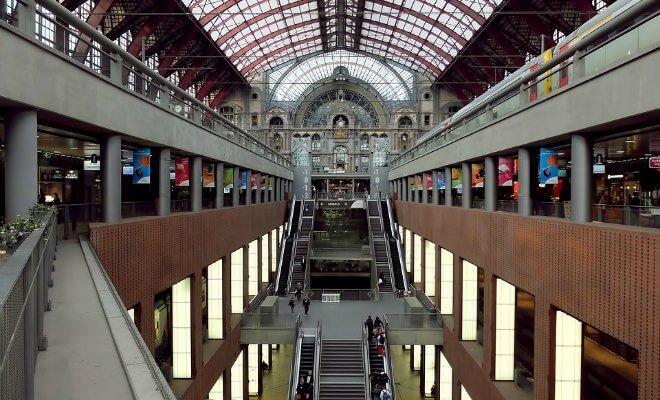 Anvers immigration judaisme belgique