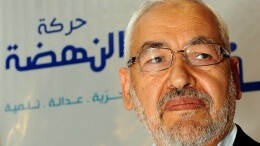 ennahda tunisie ghannouchi