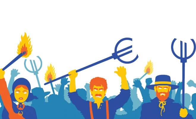 jacques sapir euro front
