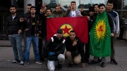 kurdes pkk syrie turquie irak