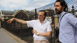 Burgalat Hidalgo Paris Batignolles